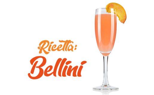 Bellini, ricetta e storia del cocktail
