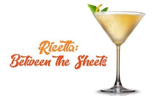Between the Sheets, ingredienti e storia del cocktail