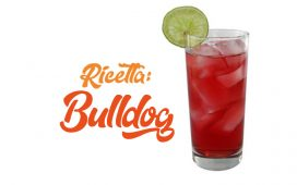 APERITIVIAMO Bulldog cocktail