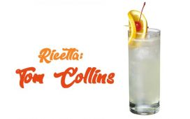 Tom Collins cocktail ricetta e storia